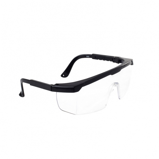 UCi Beaufort Clear Safety Glasses IJ0204