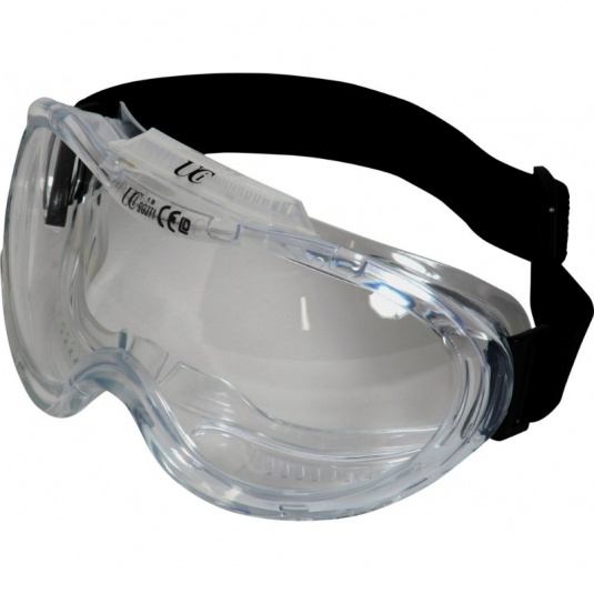 UCi Deluxe Indirect Ventilated Safety Goggles SG271