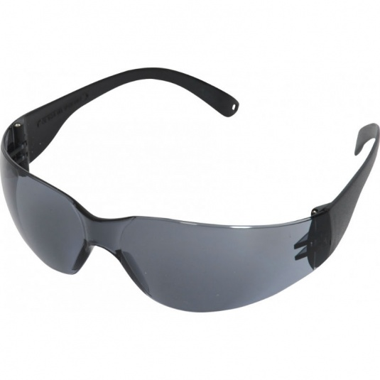 UCi Java Smoke Wraparound Safety Glasses I907-SM