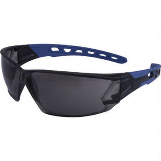 UCi Mawson Smoke Wraparound Safety Glasses S924