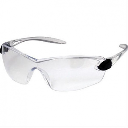 UCi Riga Clear Wraparound Safety Glasses S907