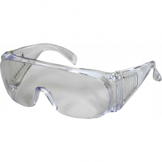 UCi Visitor Clear Lightweight Safety Glasses IJ-0405