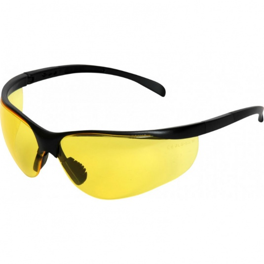 UCi Banda Yellow Safety Glasses I920