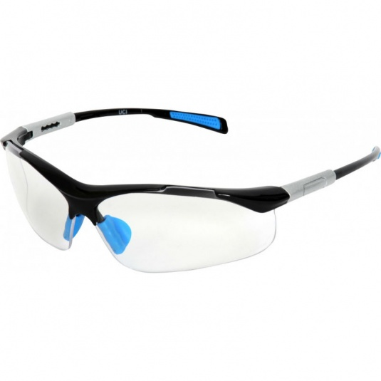 UCi Koro Clear Adjustable Safety Glasses I857