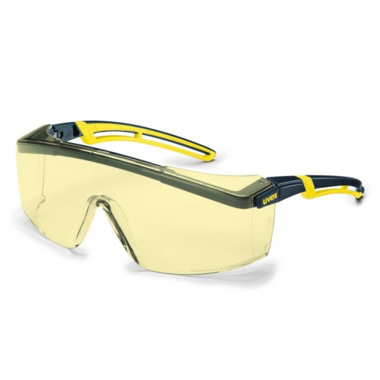 Uvex Amber-Tinted Astrospec 2.0 Glasses 9164-220