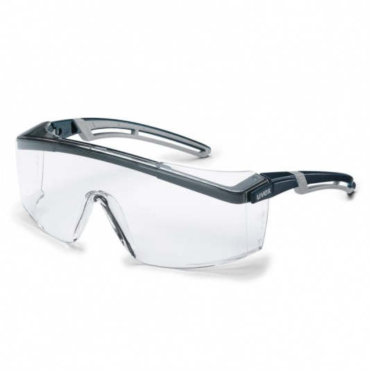 Uvex Clear Astrospec 2.0 Anti-Fog Glasses 9164-187