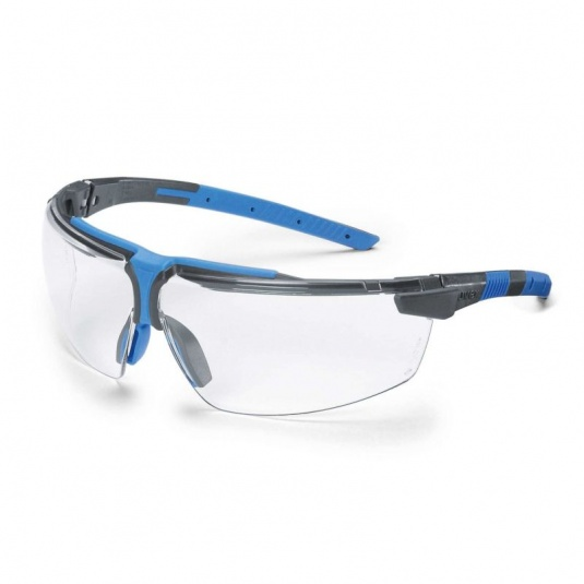 Uvex i-3 Chemical-Resistant Safety Glasses 9190-275