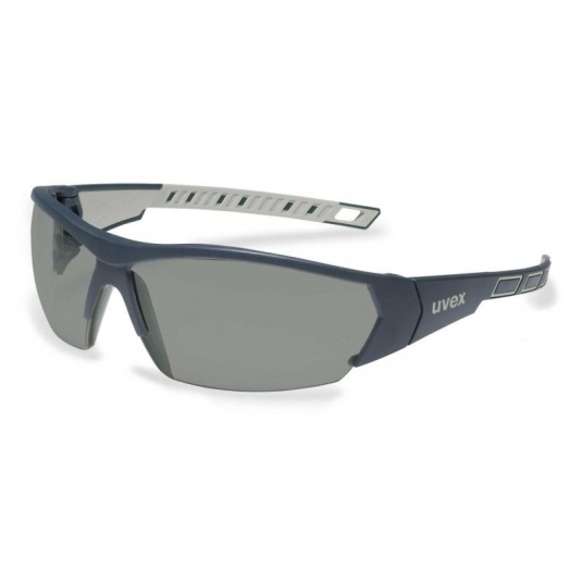 Uvex i-Works Grey Sun Glare Safety Glasses 9194-270