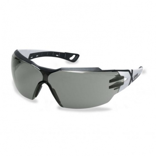 Uvex Pheos CX2 Grey Polycarbonate Safety Glasses 9198237