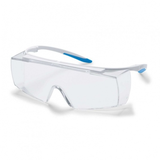 Uvex Super G Metal-Free Clear Safety Glasses 9172-110