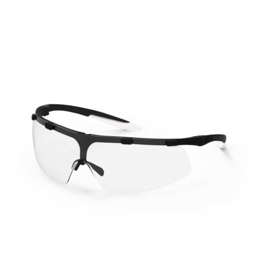 Uvex Super Fit Clear Safety Glasses 9178-185