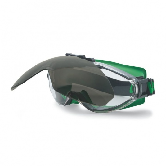 Uvex Ultrasonic Flip-Up Welding Safety Goggles 9302-043