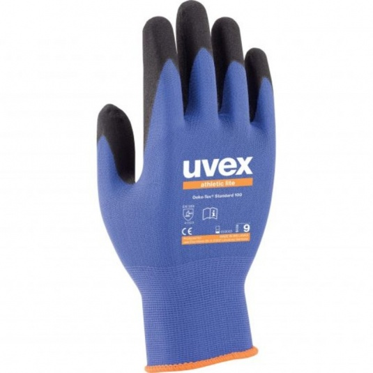 Uvex Athletic Lite Cooling Utility Gloves 60027