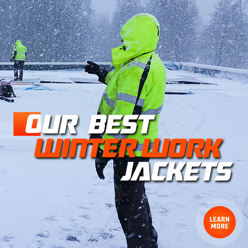 Learn About Our Top Winter Work Jackets