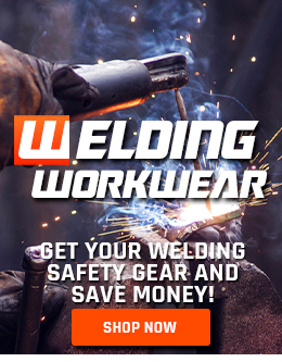 View Our Welding Protection Kit with Money Off